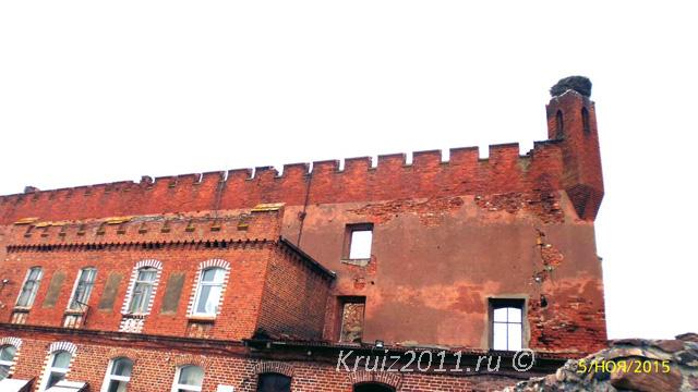 Калининград. Крепость Шаакен