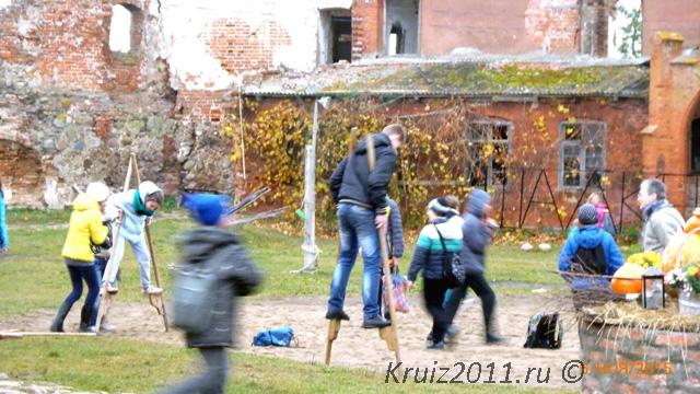 Экскурсия в Замок Шаакен. Калининград