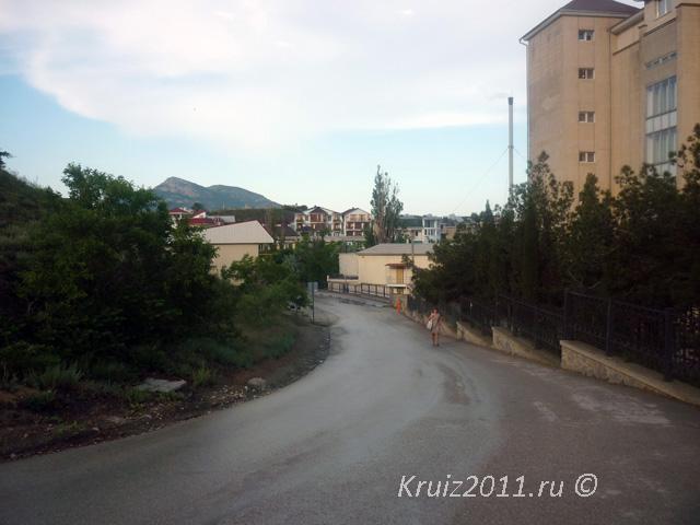 Крым. ТОЗ Судак