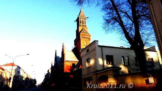 Литва. Клайпеда.